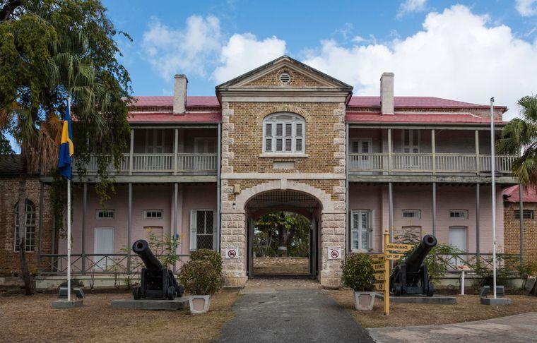 Das Barbados Museum im ehemaligen Militärgefängnis in Bridgetown ist Teil des Unesco-Welterbes der traditionsreichen Karibikinsel.