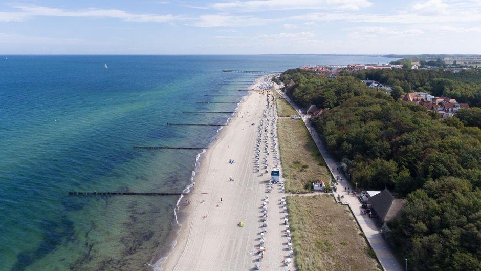 Willkommen in Kühlungsborn! Das Ostseebad wartet mit allerhand Sehenswürdigkeiten und tollen Aktivitäten auf dich.