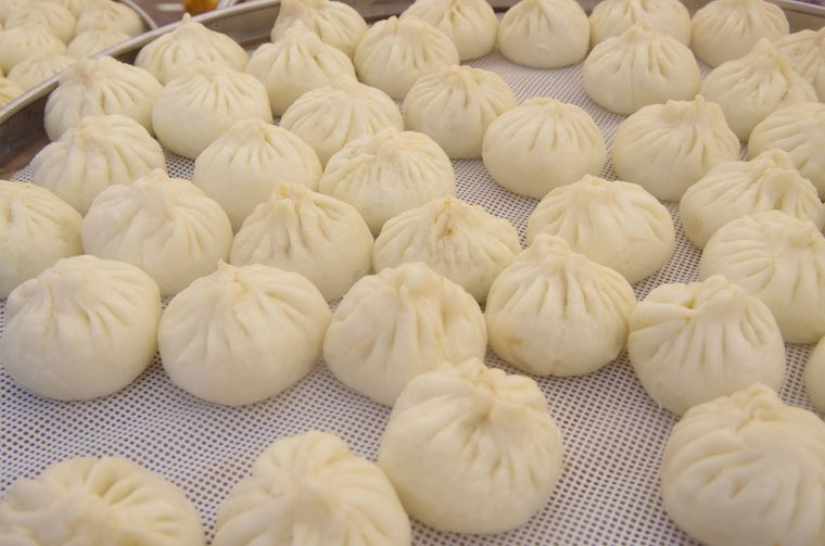 Mit Fisch oder Fleisch, wahlweise auch vegetarisch oder vegan – die Dim Sum in Hongkong lassen keine Wünsche offen.
