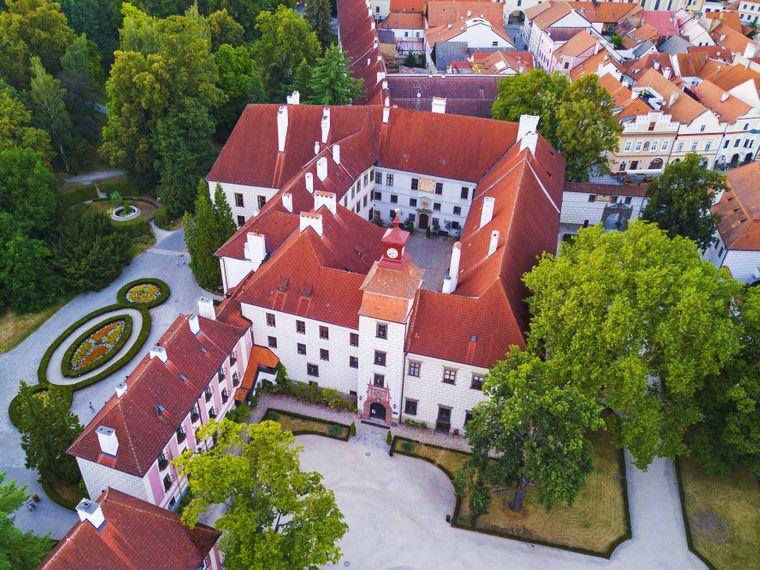Schloss Třeboň, Tschechien