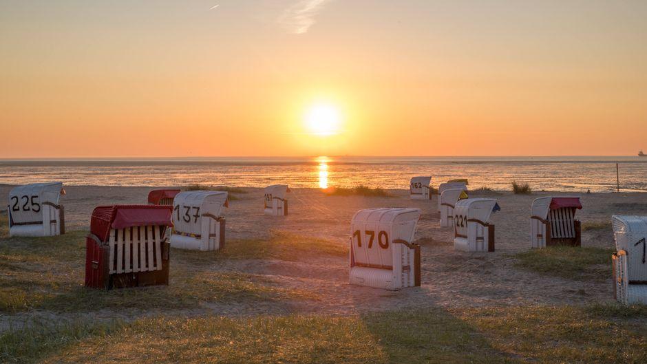 Viele Deutsche haben Sehnsucht nach dem Meer und hoffen, trotz Corona Urlaub an der Nordsee machen zu können. (Symbolfoto)