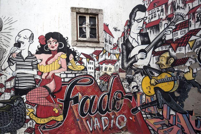 Der Fado bestimmt in vielen Ecken das Stadtbild Lissabons.