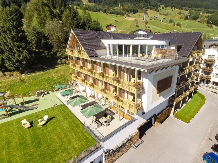 Ein gigantischer Ausblick mitten in Tirol.