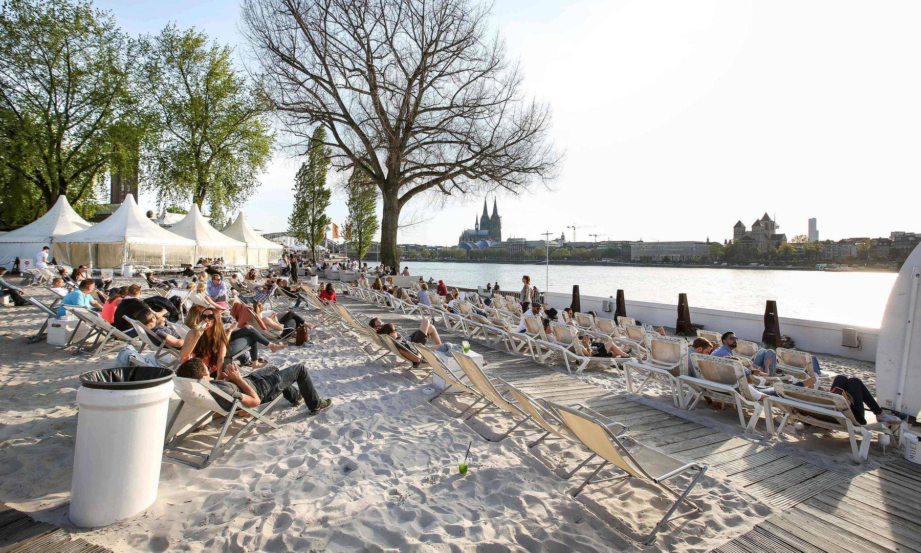 Köln: 5 schöne Orte direkt am Rhein | reisereporter.de