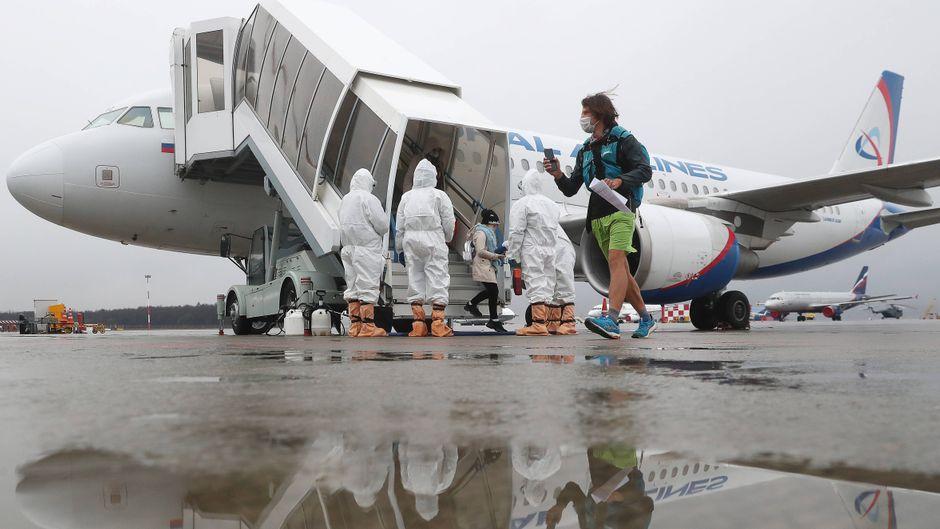 Maskenpflicht, Sitzabstand oder Fieberscreening: Welche Maßnahmen ergreifen Airlines, wenn die Luftfahrt wieder neu startet? (Symbolfoto)