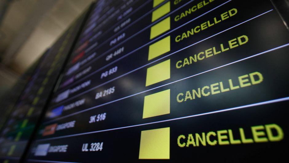 In Deutschland dürfen bis zum 6. Januar keine Flüge mehr aus Südafrika oder Großbritannien landen. (Symbolfoto)