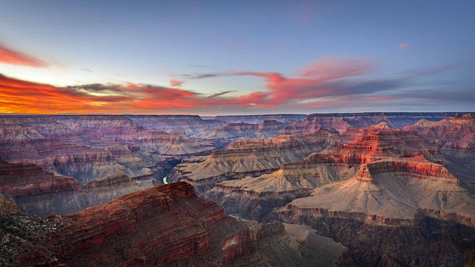 In einer Museumssammlung wurde Uran aus dem Grand Canyon gefunden.