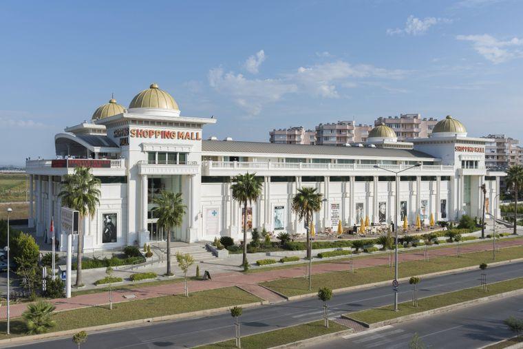 Die Mall of Antalya ist eine der größten des Landes.