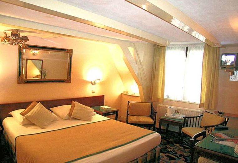 Zimmeransicht Hotel des Arts
