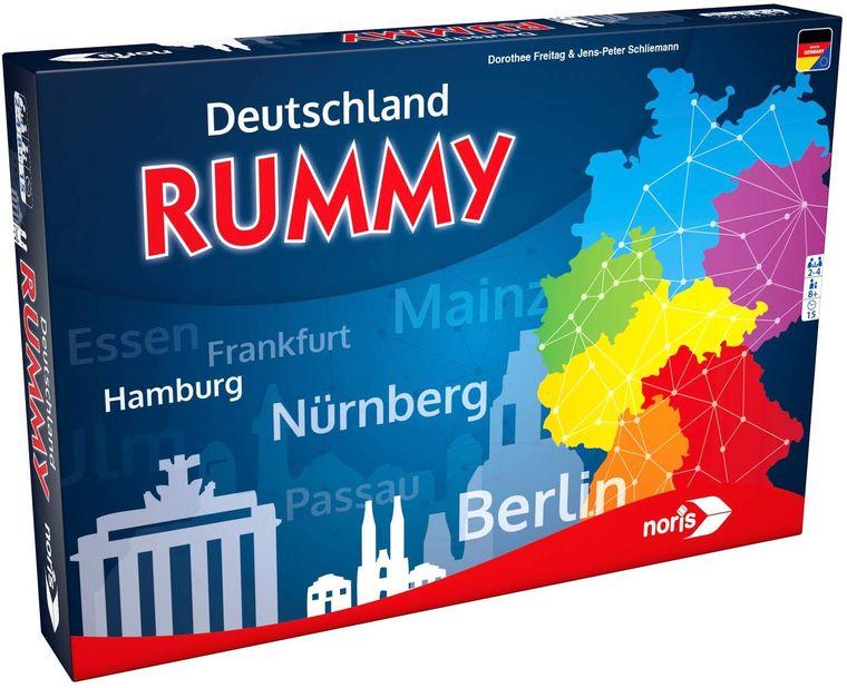 Deutschlands Bahnstrecken lernt man am besten mit diesem Spiel kennen.