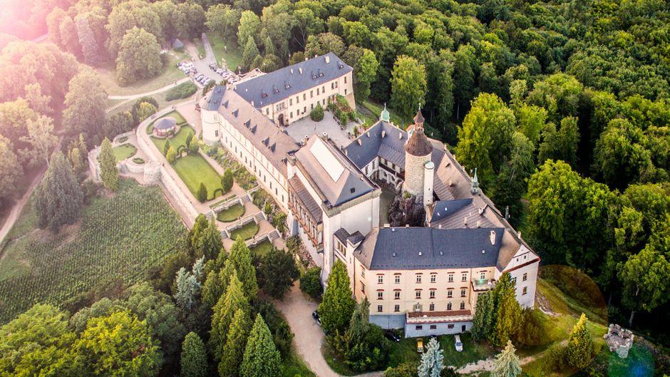 Schloss Zbiroh, Tschechien