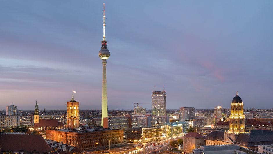 Berlin ist eine der aufregendsten Metropolen Europas. Lässt auch du dich in den Bann der Stadt ziehen?
