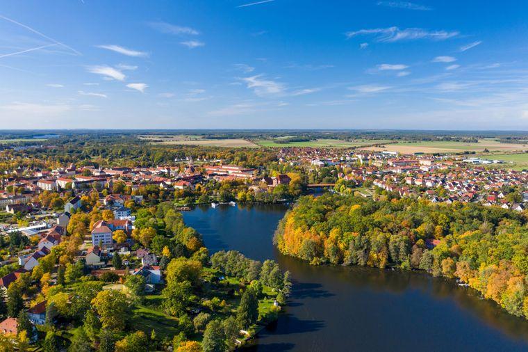 Templin, Templiner Stadtsee