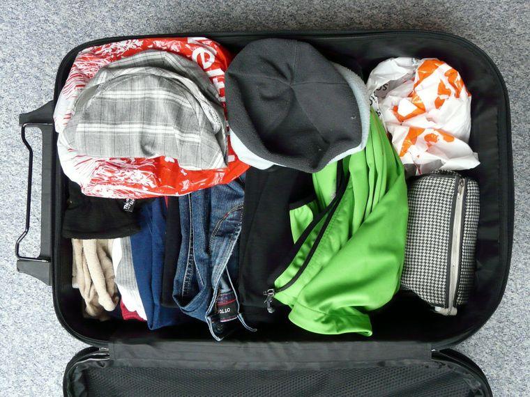 Mach dir eine Kreuzfahrt-Packliste.