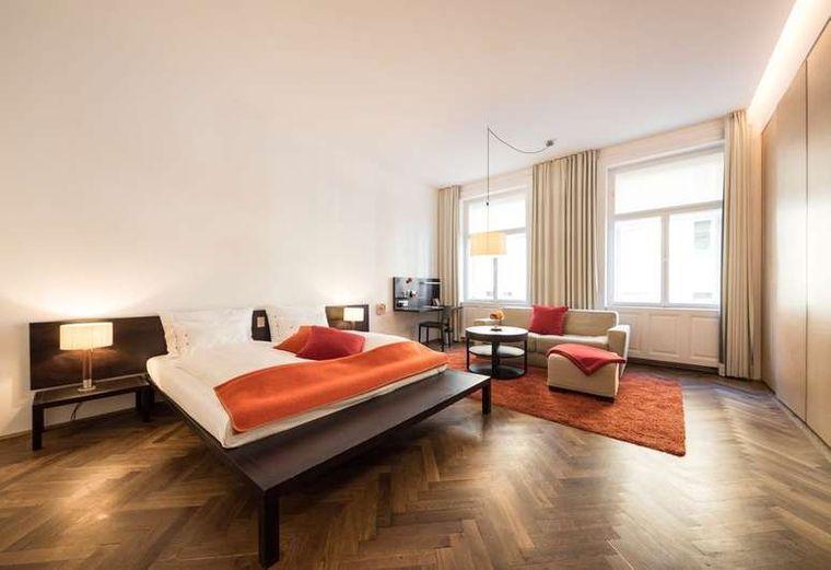 Doppelzimmer Hollmann Beletage Design & Boutique Hotel