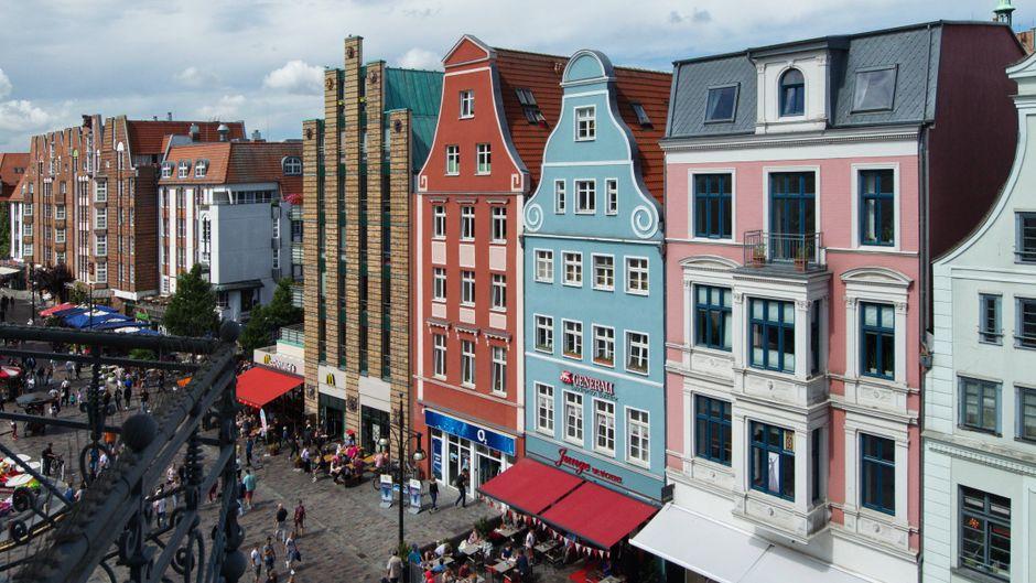 In Rostocks Altstadt gibt es jede Menge Restaurants. Aber welches sind die besten?