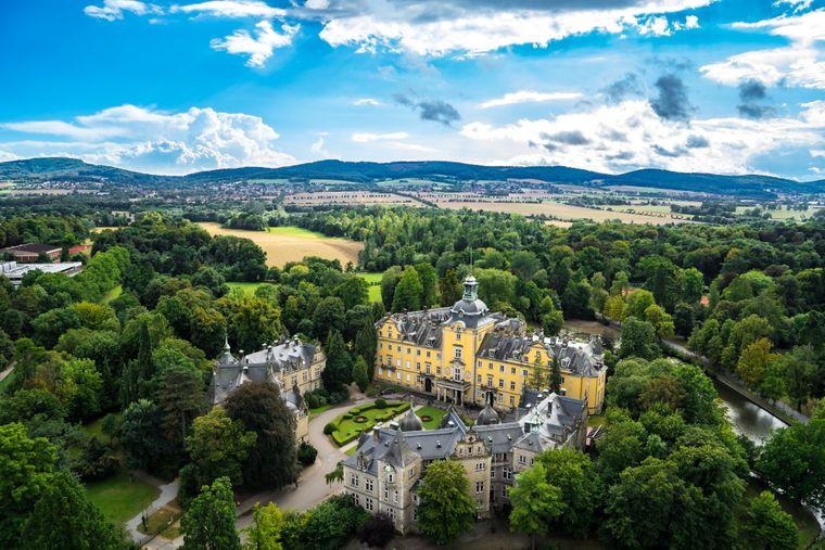 Schloss Bückeburg ist seit 700 Jahren im Besitz der Fürstenfamilie Schaumburg-Lippe. Ein Besuch ist gleichzeitig eine Reise in die Geschichte.