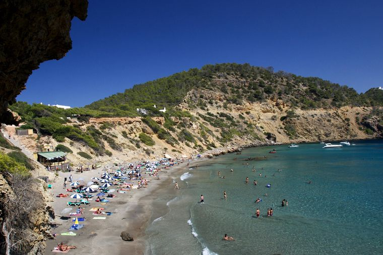 Strand Cala Boix, Ibiza