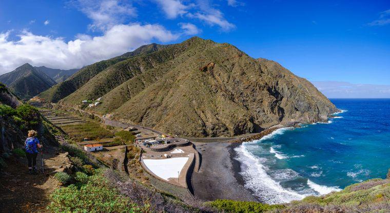 Mildes Klima auf La Gomera.
