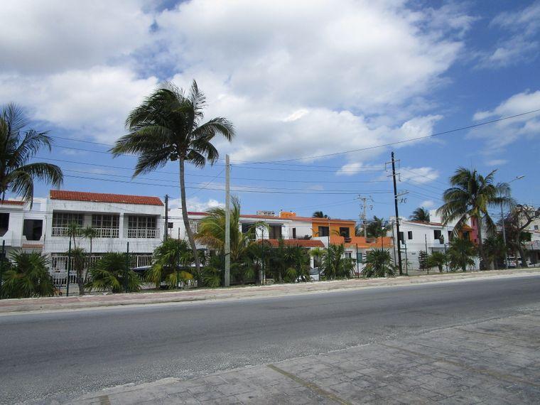In Playa Blanca gibt es viele Villen.