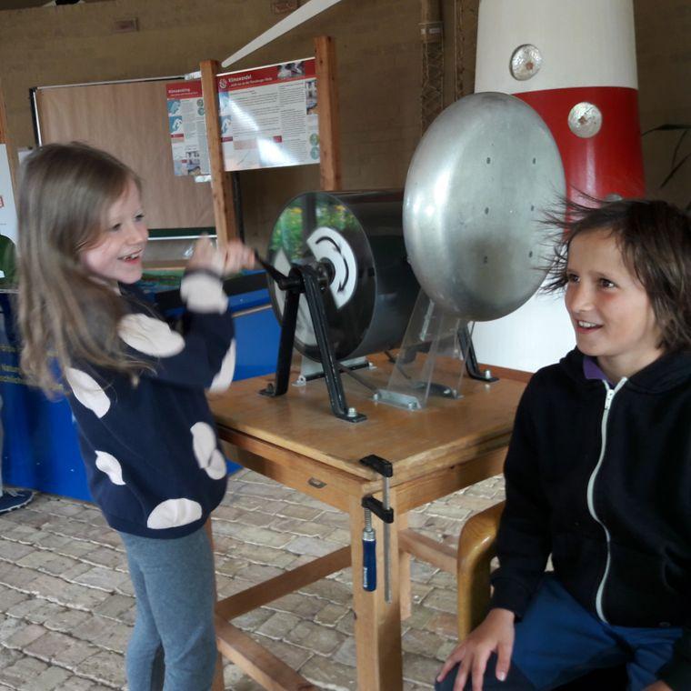 cDer Erlebnispark Artefact Powerpark in Glücksburg widmet sich den Themen Energie, Klimawandel und Nachhaltigkeit.