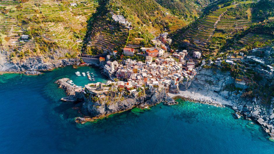 Die beliebtesten Urlaubsziele der Deutschen: Italien liegt ganz weit vorn.