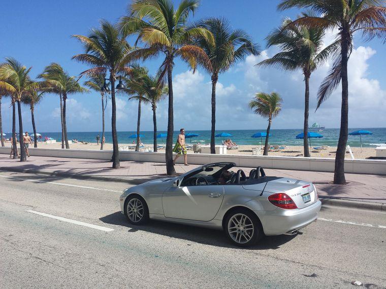 Platz 1: Miami, USA (durchschnittlich 205 Dollar, etwa 175 Euro, pro Nacht).
