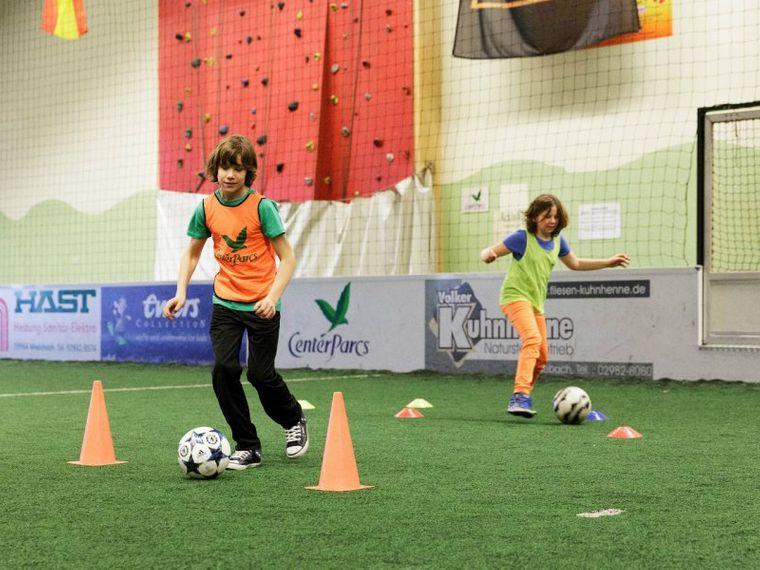 Sport aller Art findest du in den Center Parcs Parks reichlich!