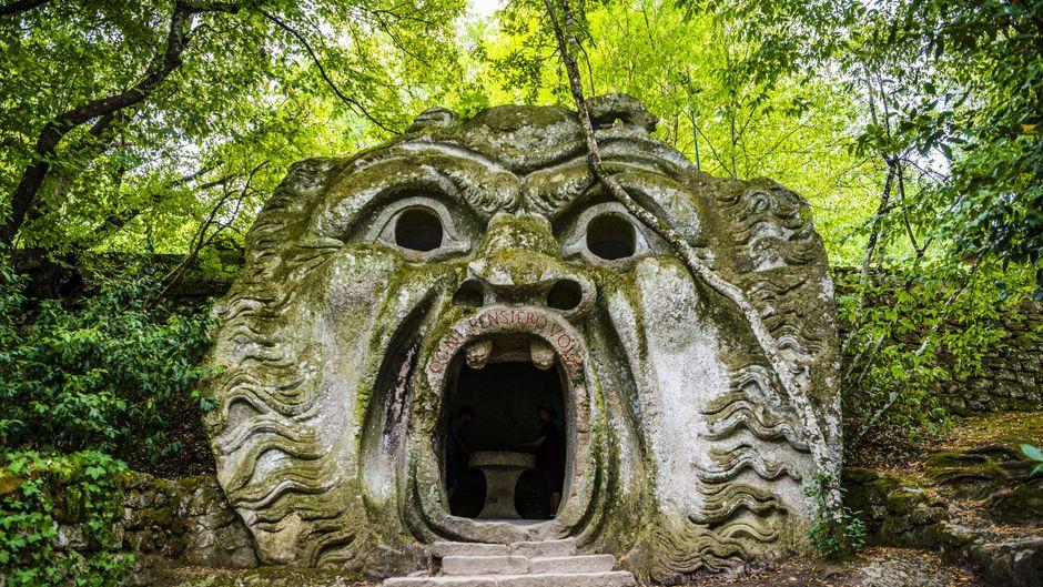 In Irland gibt es einen Park mit den gruseligsten Skulpturen der Welt.(Symbolbild)