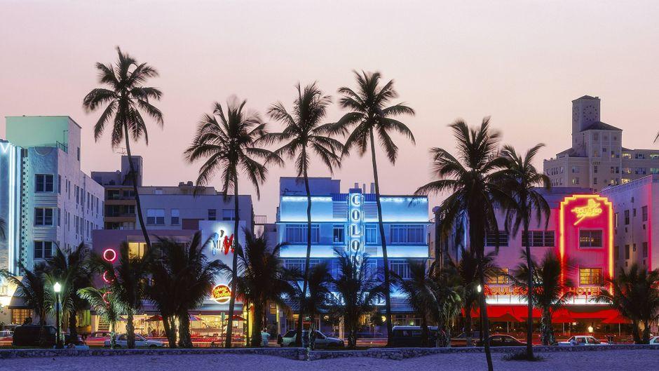 Für viele Miami-Besucher ist eine Stippvisite in Miami Beach ein absolutes Muss. Doch die Stadt in Florida hat noch viel mehr zu bieten.