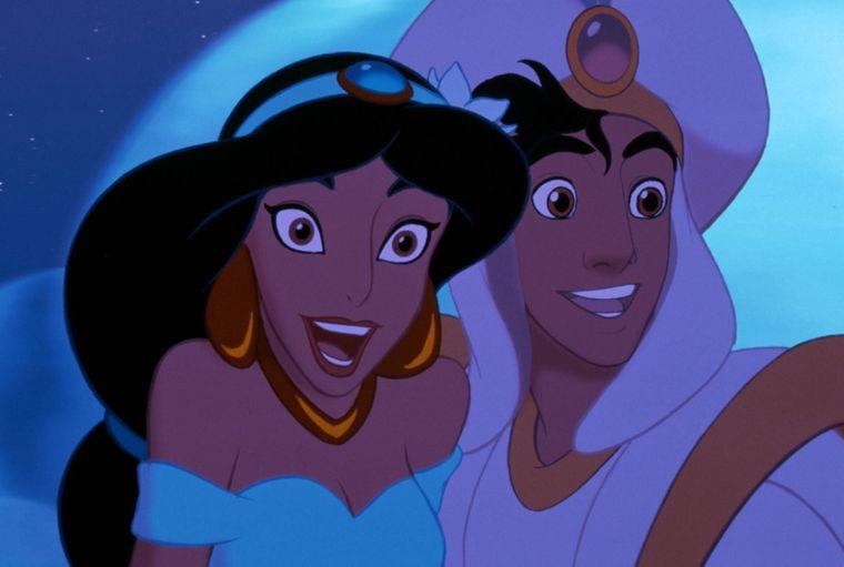 Der Palast aus der Welt von Aladdin existiert auch in der realen Welt.