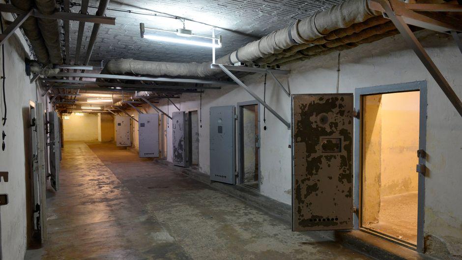 In England kann man in einem gruseligen Gefängnis übernachten. (Symbolbild)