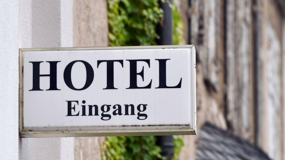 Hotel in Brandenburg – in einigen Bundesländern dürfen Unterkünfte an Weihnachten Familienbesucher aufnehmen.