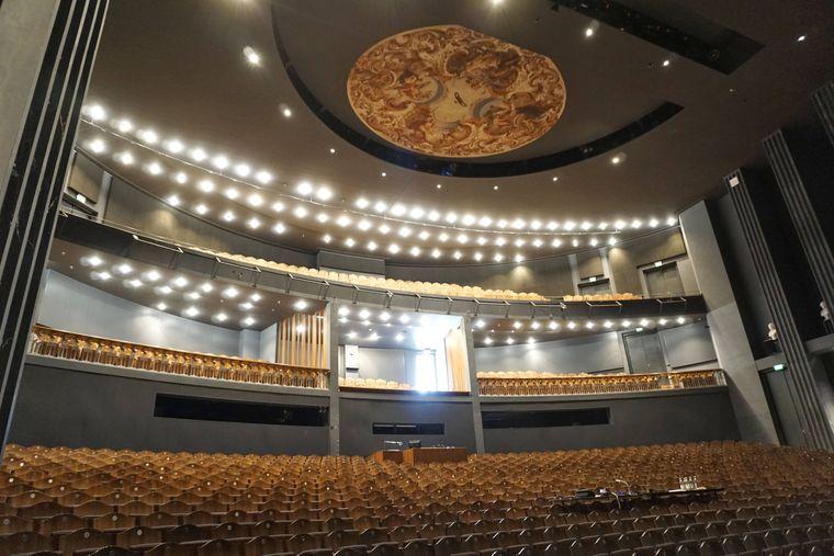 Ein wenig Kultur gefällig? Kannst du auch im Ostallgäu im Ludwigs Festspielhaus haben.