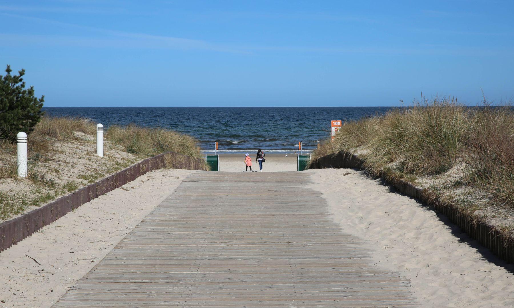 Corona Ostsee