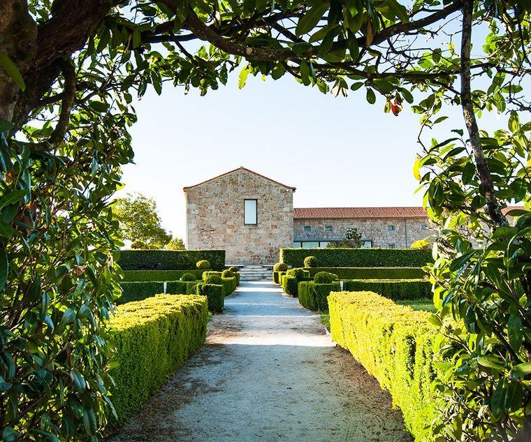 Zum Angebot des Weinlokals Paço dos Cunhas in Santar in einem Anwesen aus dem Jahr 1609 gehören Weinproben und Workshops.