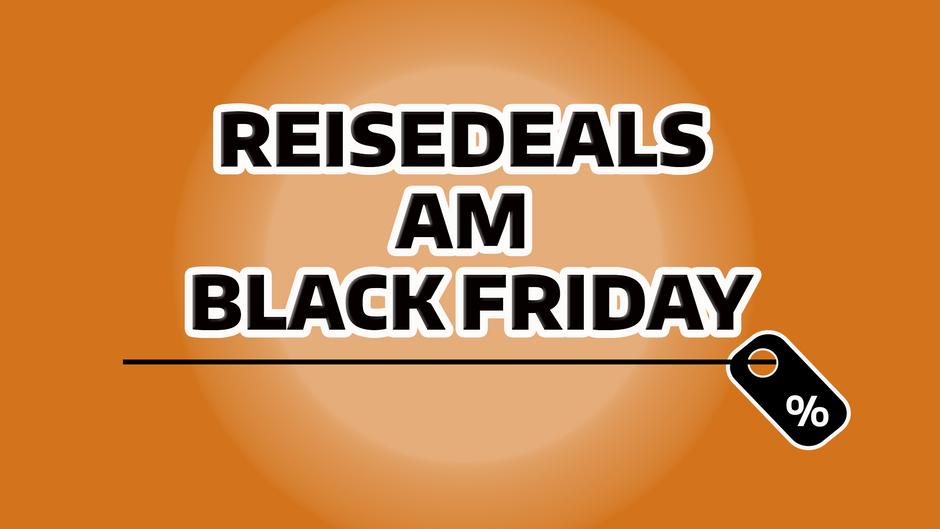 Resedeals am Black Friday