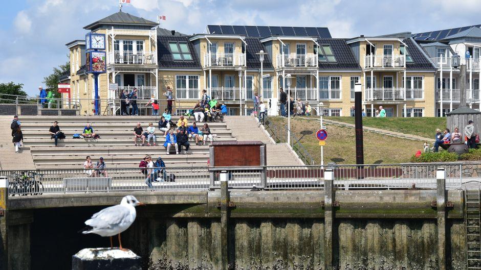 Der reisereporter zeigt dir die besten Aktivitäten für deinen Urlaub im Nordseebad Büsum.