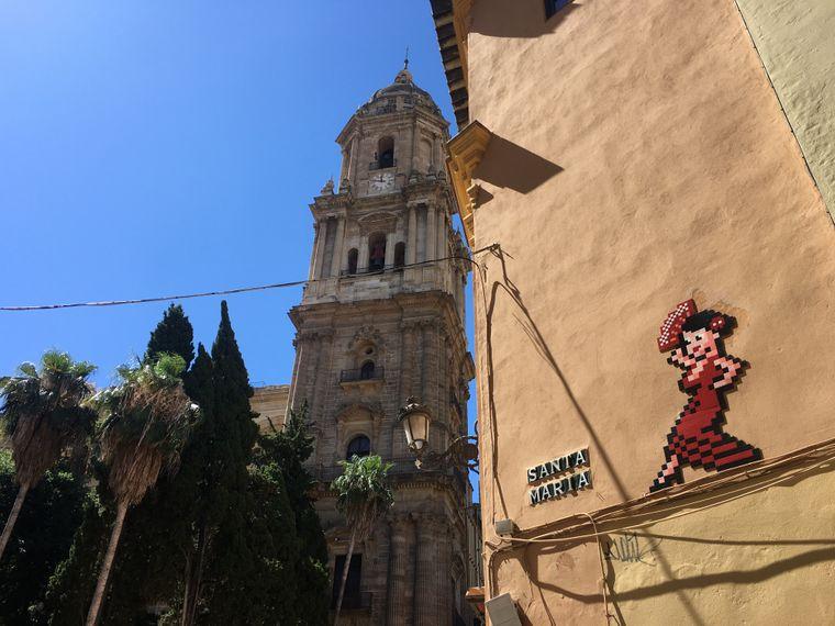 Malaga hat eine der schönsten Altstädte Andalusiens zu bieten.