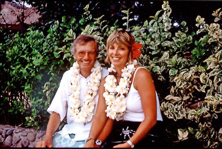 Tony Wheeler und seine Frau Maureen schrieben 1972 den ersten Reiseführer am Küchentisch.