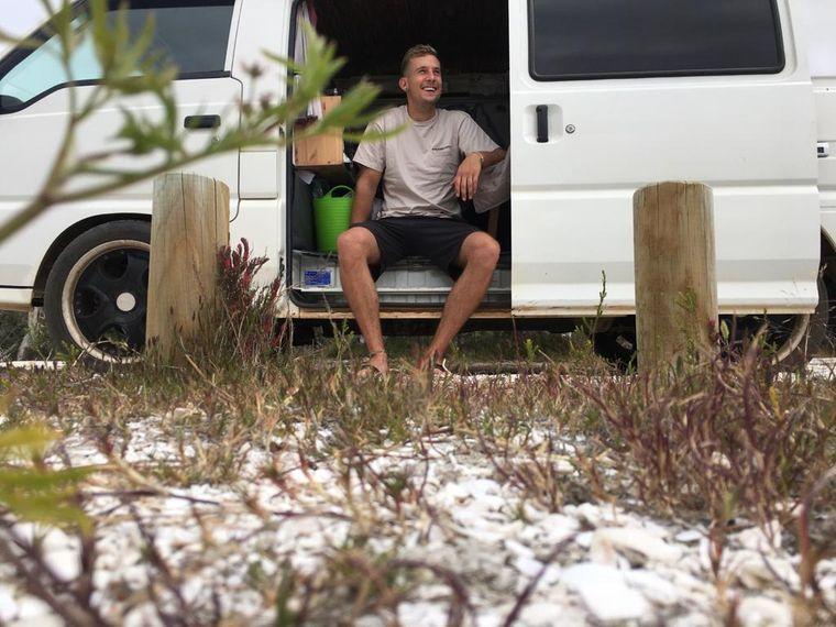 Die Natur Australiens hautnah erleben: Was für viele wie ein Traum klingt, ist für Paul und Jasmin seit rund einem Jahr Alltag.