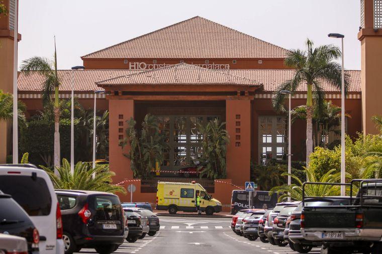 Der ersten Fall von Coronavirus auf Teneriffa führte dazu, dass ein komplettes Hotel mit mehr als 700 Gästen unter Quarantäne gestellt wurde.