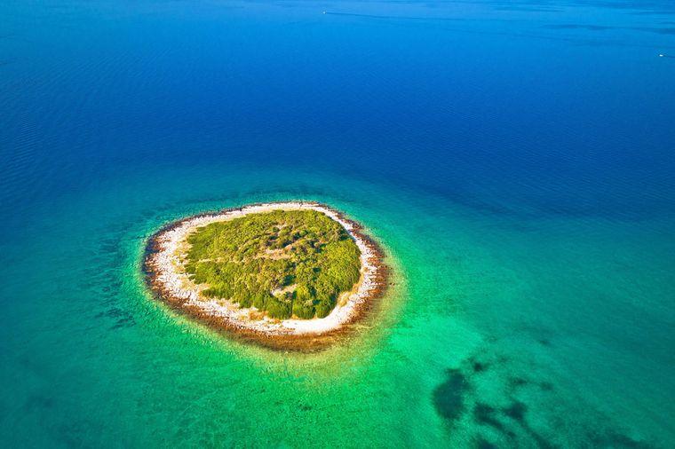 Kroatien ist als das europäische Land der tausend Inseln bekannt.