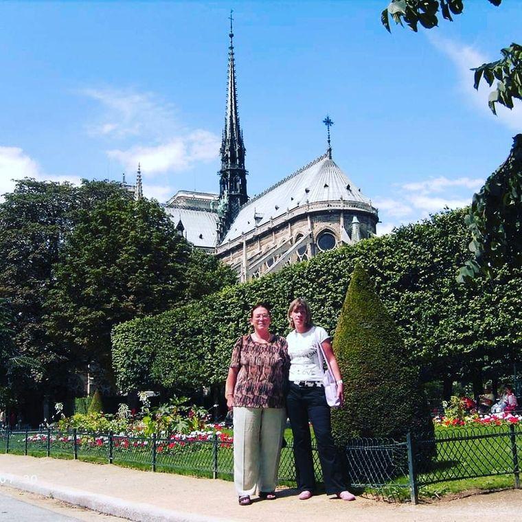 Alexandra Richter war im Jahr 2005 in Paris und erinnert sich gern an diesen Aufenthalt zurück.