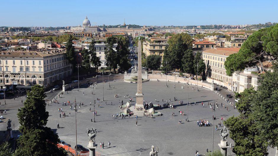 Italy Rome Piazza del Popolo Rom Italy Rome Piazza del Popolo RomItaly Rome Piazza Del Popolo Rome Italy Rome Piazza Del Popolo Romeimago/F. Berger
