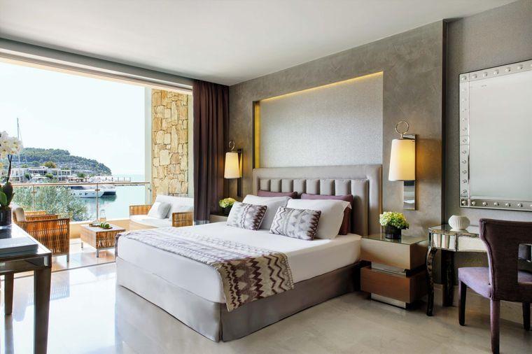Sani Dunes in Sani in Griechenland belegt den 2. Platz der besten Hotels in Europa.