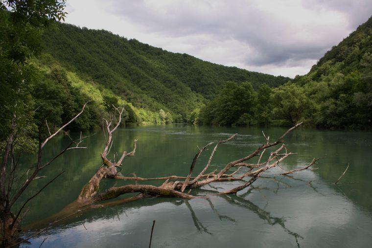 Der weitläufige Nationalpark bietet jede Menge unberührte Landschaft.