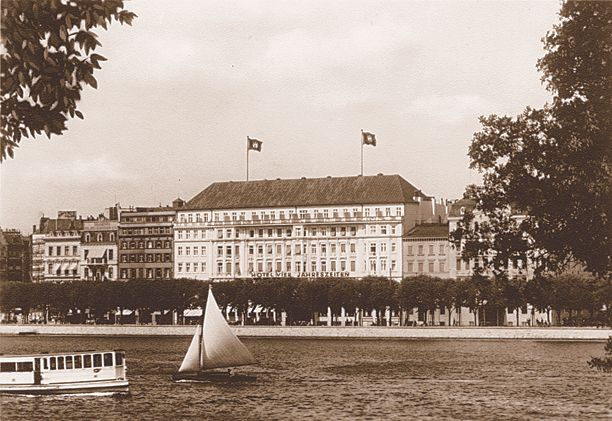 Das Hotel Vier Jahreszeiten existiert seit 120 Jahren.