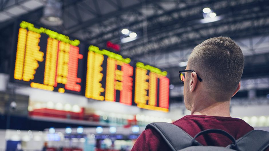 Wenn Flüge aufgrund eines Einreiseverbots gestrichen werden, hat der Kunde Anspruch auf die Erstattung der Ticket-Kosten. (Symbolbild)