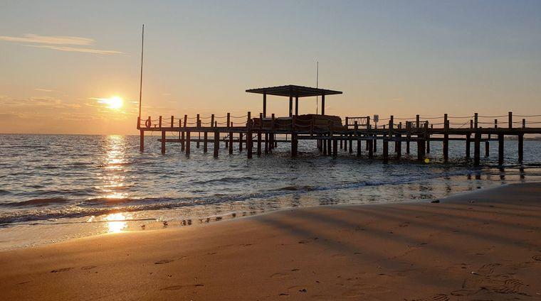 Der Belek Beach im gleichnamigen Badeort gehört zu den beliebtesten Stränden in der Umgebung von Side.